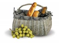 Picnic Plus Napa Basket, Grey