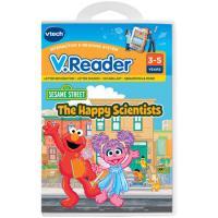Vtech V.Reader Cartridge - Elmo
