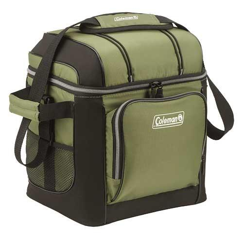 Coleman 30 Can Cooler (Green)