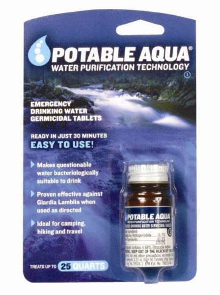 2012 Potable Aqua
