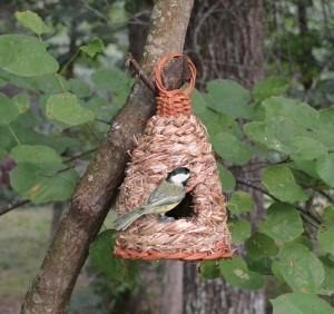 Wren / Chickadee Bird Houses by Songbird Essentials
