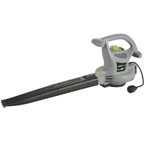 Earthwise 12 Amp Corded 3-in-1 Blower/Vac/Mulch