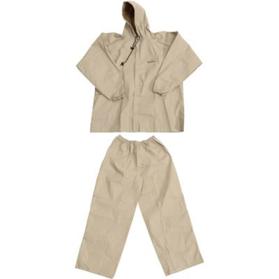 Driducks Rain Suit Khaki-Medium