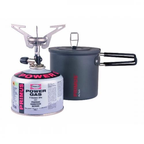 2012 Express Stove Kit includes Stove and 1L AluTech Pot