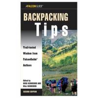 Globe Pequot Press Backpack Tips Trail Tested Wis