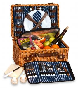 Picnic Baskets as Gifts by Picnic Plus