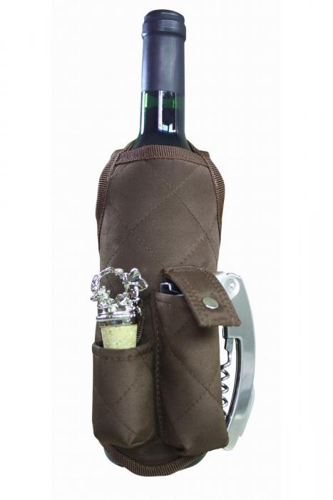 Picnic Gift - Chocolate Collection - Deluxe Wine Apron