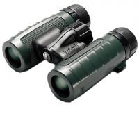 Bushnell 10x28 Trophy XLT Green Compact Roof Binoculars