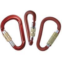 Stubai Hms Anodized Twist Lock Carabiner