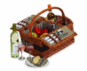 Vintage Picnic Baskets by Picnic Plus