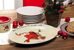 Decorative Plates/Trays by Evergreen Enterprises