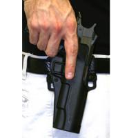 Blackhawk Product Group CQC CF Holster w/BL & Paddle, RH, Colt 1911