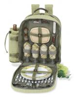 Picnic at Ascot Hamptons Backpack for 4