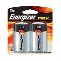 Energizer Max D /2