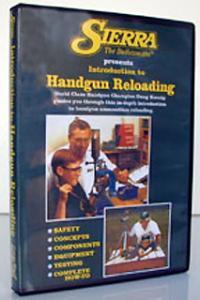 Sierra Beginning Handgun Reloading DVD