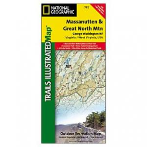 National Geographic Lake Tahoe Basin #803