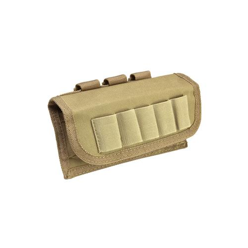 NcStar Tactical Shotshell Carrier/Tan