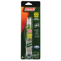 Wisconsin Pharmacal Coleman 100% Deet Repellent Spray 1oz