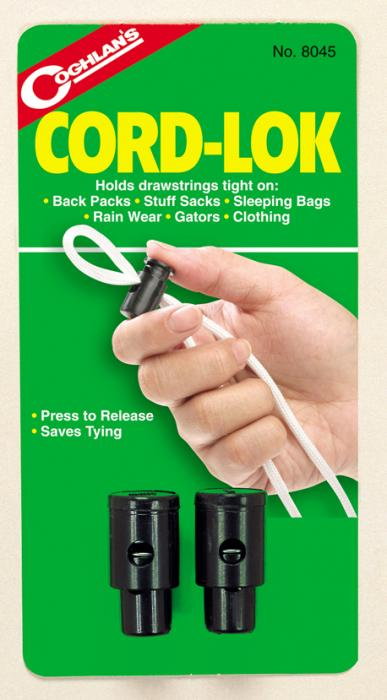 Coghlan's Cord-Lock
