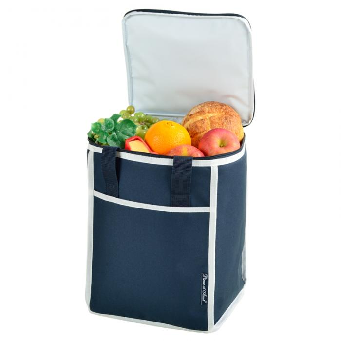 Picnic at Ascot 24 Can Collapsible Cooler - Navy