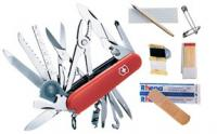 Victorinox - Swiss Army SwissChamp SOS Set Knife