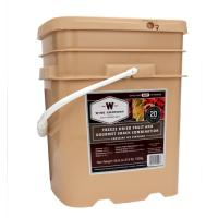 Wise Foods FreezeDried Fruit&Snack Bucket 120Serving