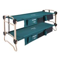 Cam-O-Bunk Lg Cot With  Organizer