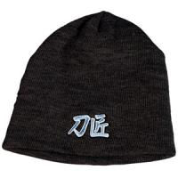 Cold Steel Knives Cold Steel Knit Cap, Black Embroidered