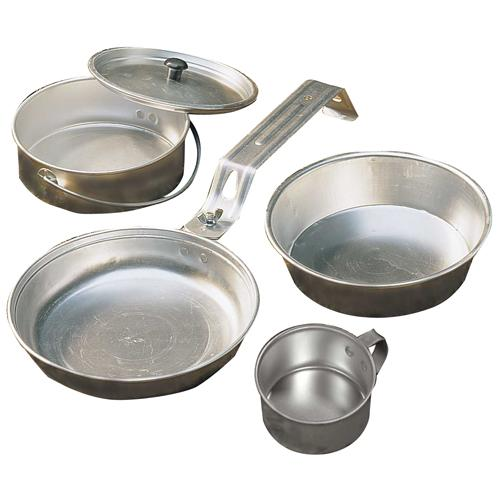 Coleman Mess Kit 1 Person Aluminum