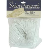 Equinox Paracord, White, 50'