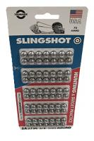Trumark Slingshot 3/8 Inch Steel BB Ammo