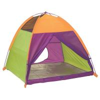 Pacific Play Tents My Tent -  Green, Orange, and Purple
