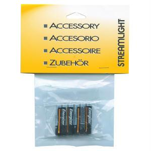Streamlight Inc - AAAA Alkaline batteries (6 Pack)