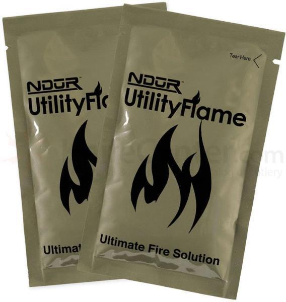 NDuR- Utility Flame 2 Pack