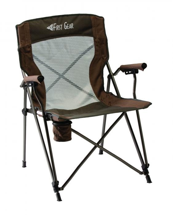 Texsport Deluxe Hard Arm Chair