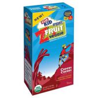 Clif Bar Zfruit & Veggie Cherry - 5Pk