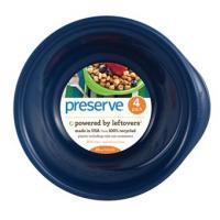 Preserve Bowls 4 Ct  Blue
