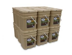 Guardian Grab and Go Food Kits, 6 Months Supply (2 Servings/Day)