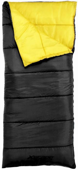 """Xscape Designs """"Solo"""" - 3 Lb Rectangular Sleeping Bag"""