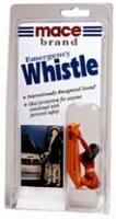 "Mace Security International Emergency Whistle ""Pealess Design"""