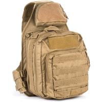 Red Rock Gear Recon Sling Pack, Coyote
