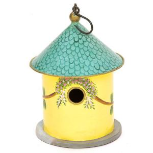 Decorative Bird Houses by Achla