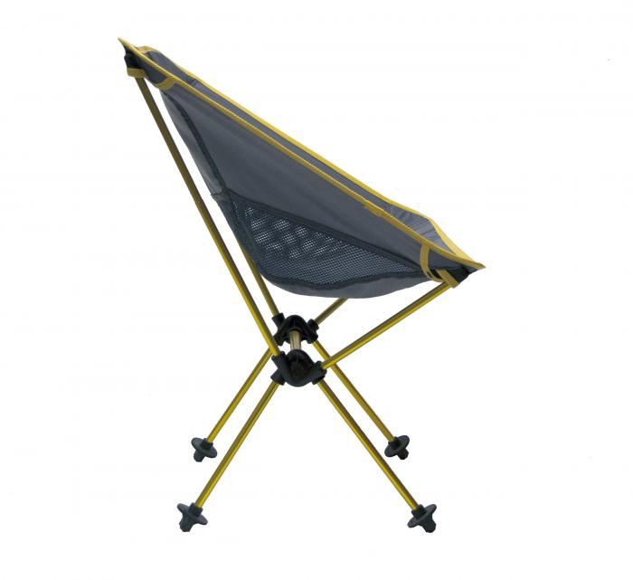 Travel Chair Joey Camping Chair - Yellow
