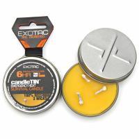 Exotac Candletin Hot Burn - Small