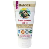 Spf15 Unscented Sunscreen Crm