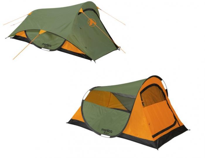 Gigatent Mantica 2 Person Pop Up Tent