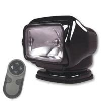 Golight HID Stryker Searchlight 12V w/ Wireless Handheld Remote - Black