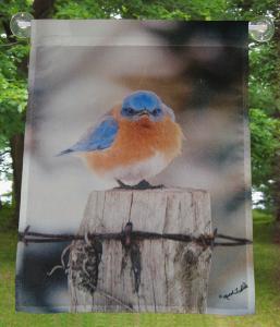 Garden Flags by Songbird Essentials
