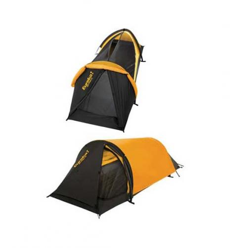 "Eureka! Solitaire Tent / 8' x 2' 8"" - 2lbs 9oz"