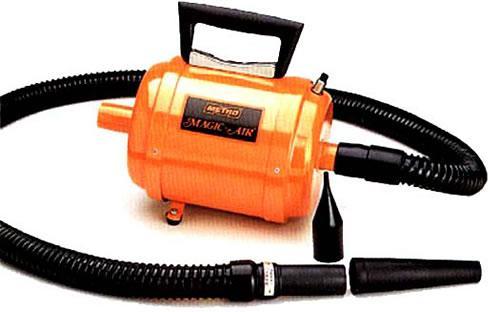 Metro Vacuum Magic Air Deluxe 4.0 Peak HP Inflator/Deflator